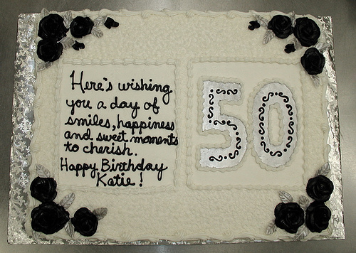 50th Birthday Cake Decoration Ideas Best Birthday Cakes